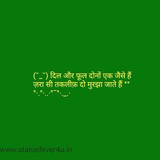 sad sahyri in hindi