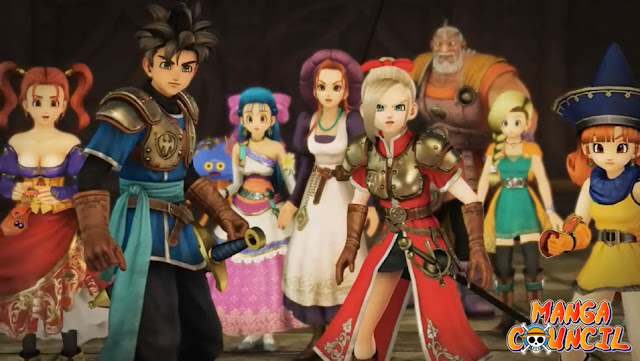 Dragon Quest Heroes Save Game B