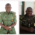 Photos of another Lieutenant, Lt. Aminu Dangaw  killed in a Boko Haram attack