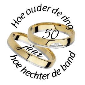 50 jaar getrouwd ringen Creativity by Karin: Labeltjes voor huwelijksverjaardag 50 jaar getrouwd ringen