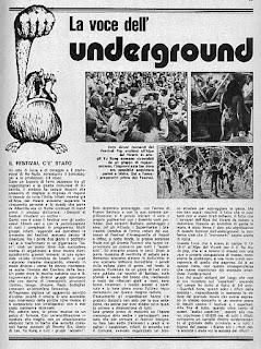 underground rock progressivo italiano