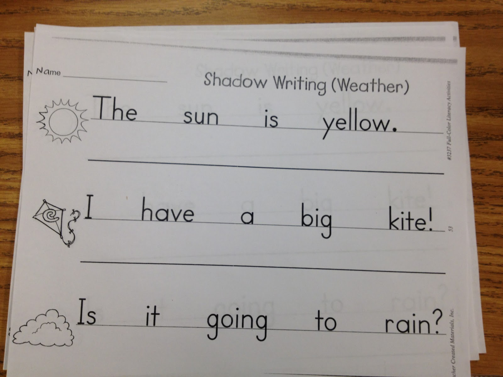 For The Love Of Kindergarten This Week In Pictures And