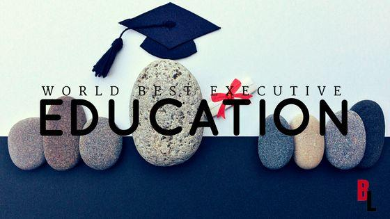World Best Executive Education