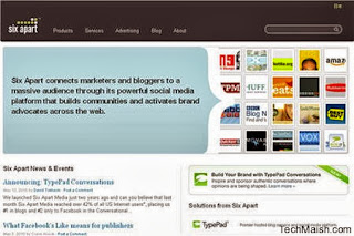 Sixapart 40 High Paying CPM Advertising Networks to Make Money in 2013