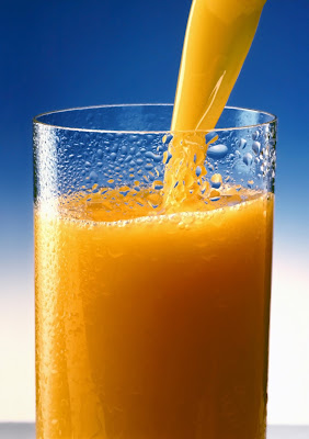 هل شرب عصير البرتقال يوميا مضر