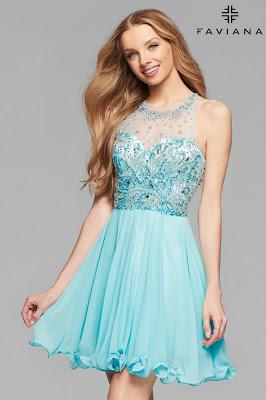 vestidos de gala juveniles