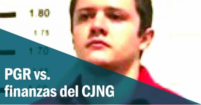 """PGR NO PUEDE CONTRA EL CJNG Y """"EL MENCHITO"""" LE DA BATALLA"""