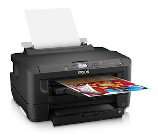 which had to concluding the concluding years equally constituent printers Epson WorkForce WF-7111 Driver Download