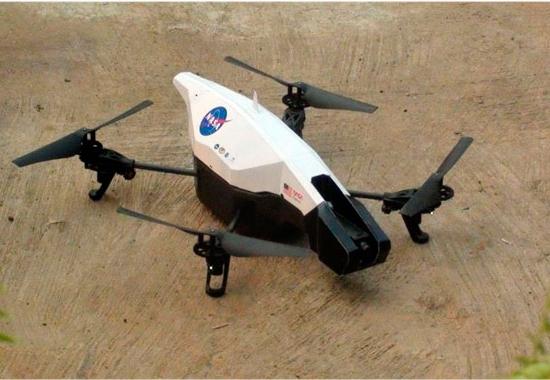 NASA quer céus repletos de drones autônomos