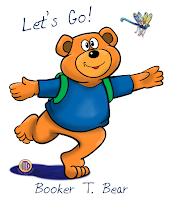 Booker T Bear, Let's Go! Illustrated by Kurt Keller and Traci Van Wagoner