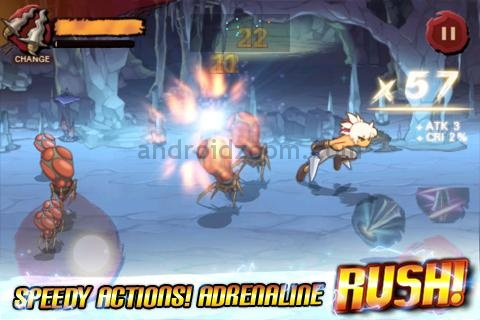 Android Simplicity: Android Game Review: Third Blade