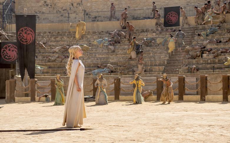 Daenerys Targaryen en Osuna