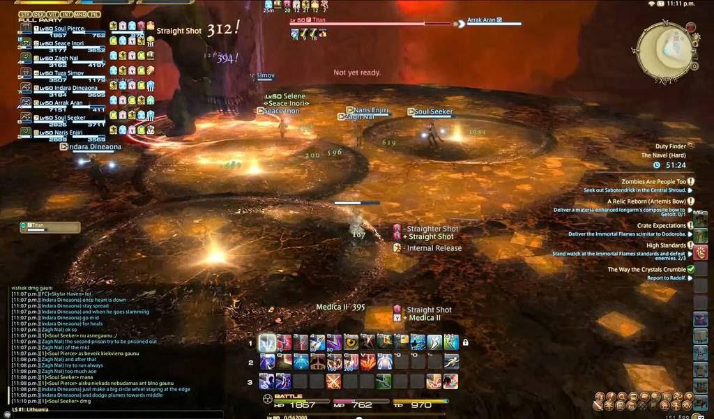 Final Fantasy XIV Titan issues that need addressing | Final Fantasy