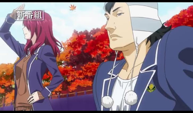 2 nd screenshot from Food Wars! new commercial