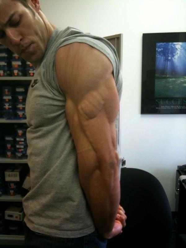 تمرين عضلات التراى فى 30 دقيقة