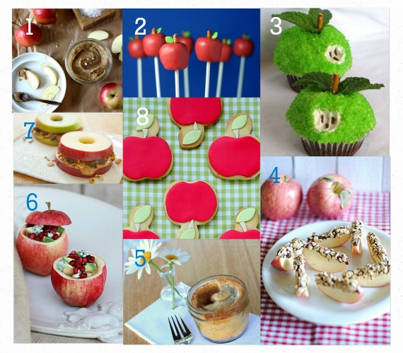Apple party food recipes