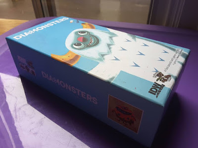 Diamonsters Card Game IDW Games