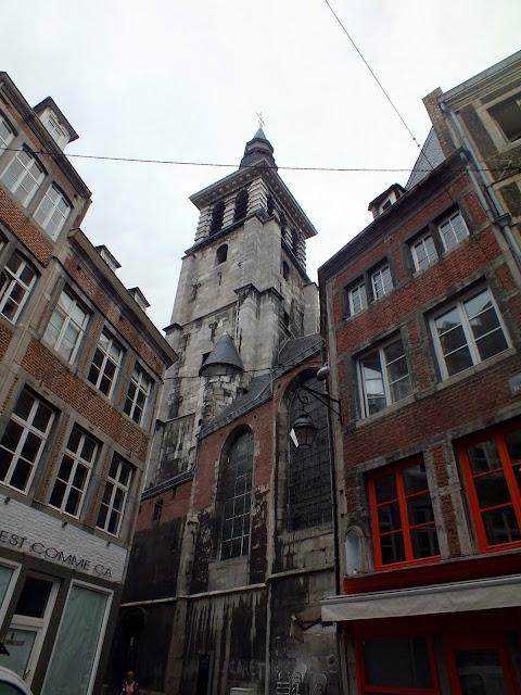 imprescindibles para ver en Namur