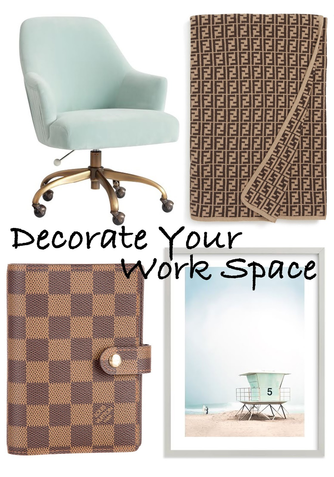 Decorate Your Work Space
