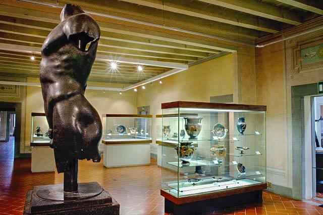 Ingressos para o Museu Arqueológico em Florença
