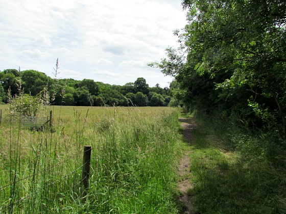 Image from Walk 22: The North Mymms Way by David Brewer released under Creative Commons
