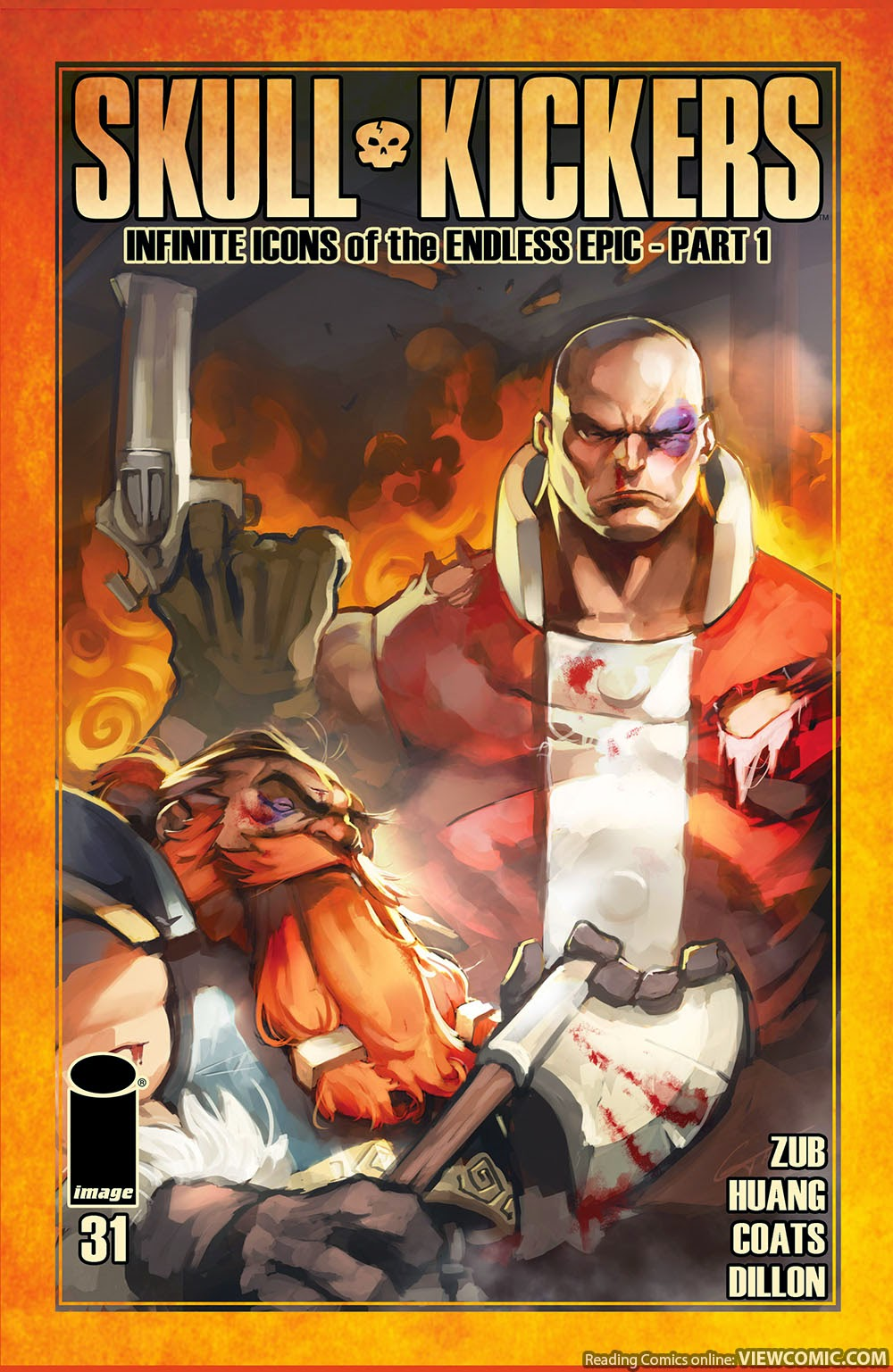 Skullkickers | Viewcomic reading comics online for free 2019