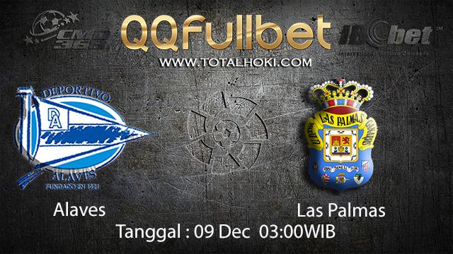 PREDIKSI BOLA ~ PREDIKSI TARUHAN BOLA ALAVES VS Las Palmas 09 DESEMBER 2017 (Spanish La Liga)