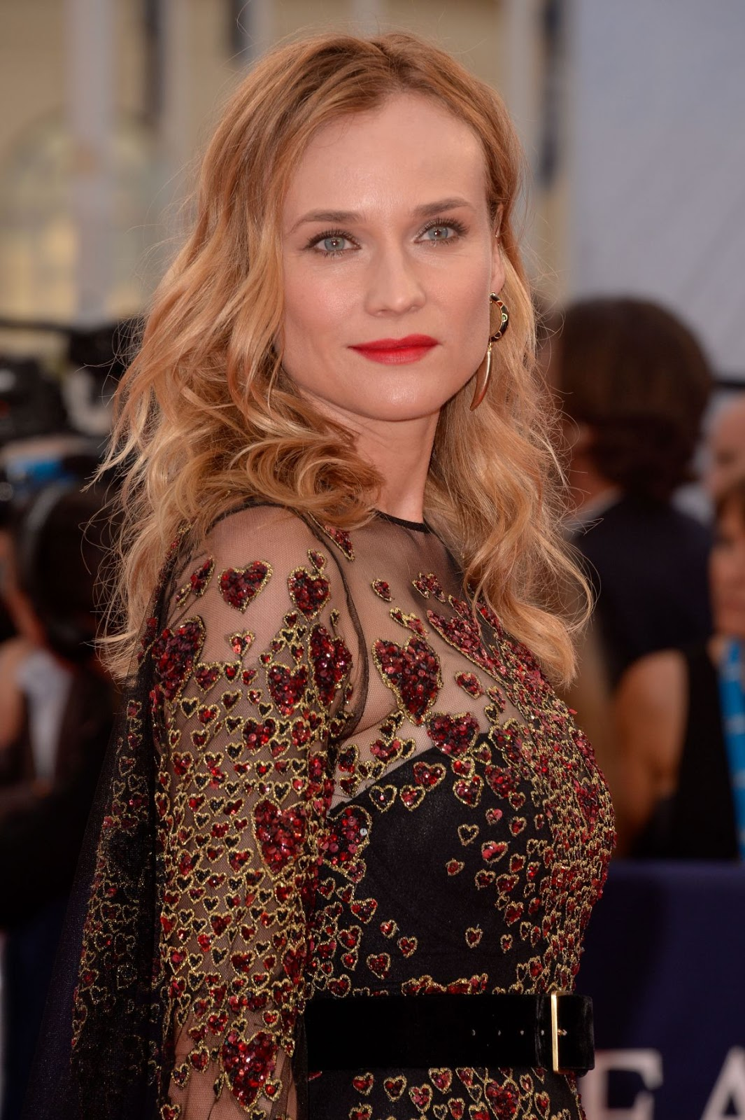 Full 4k Photos & Wallpapers of 'The Infiltrator' actress Diane Kruger At Infiltrator Premiere At 42nd Deauville American Film Festival