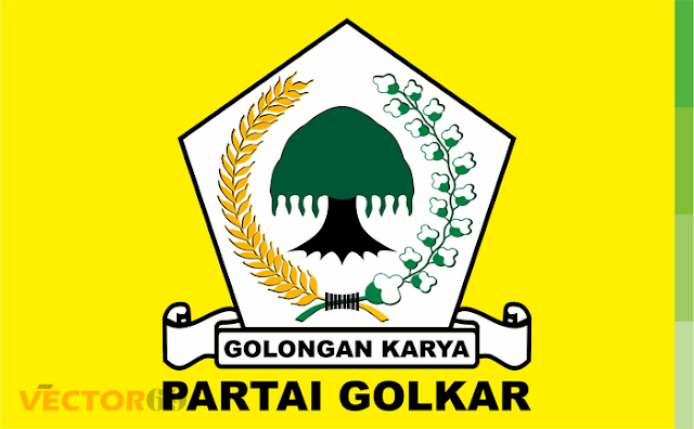 Logo Partai Golkar (Golongan Karya) - Download Vector File CDR (CorelDraw)
