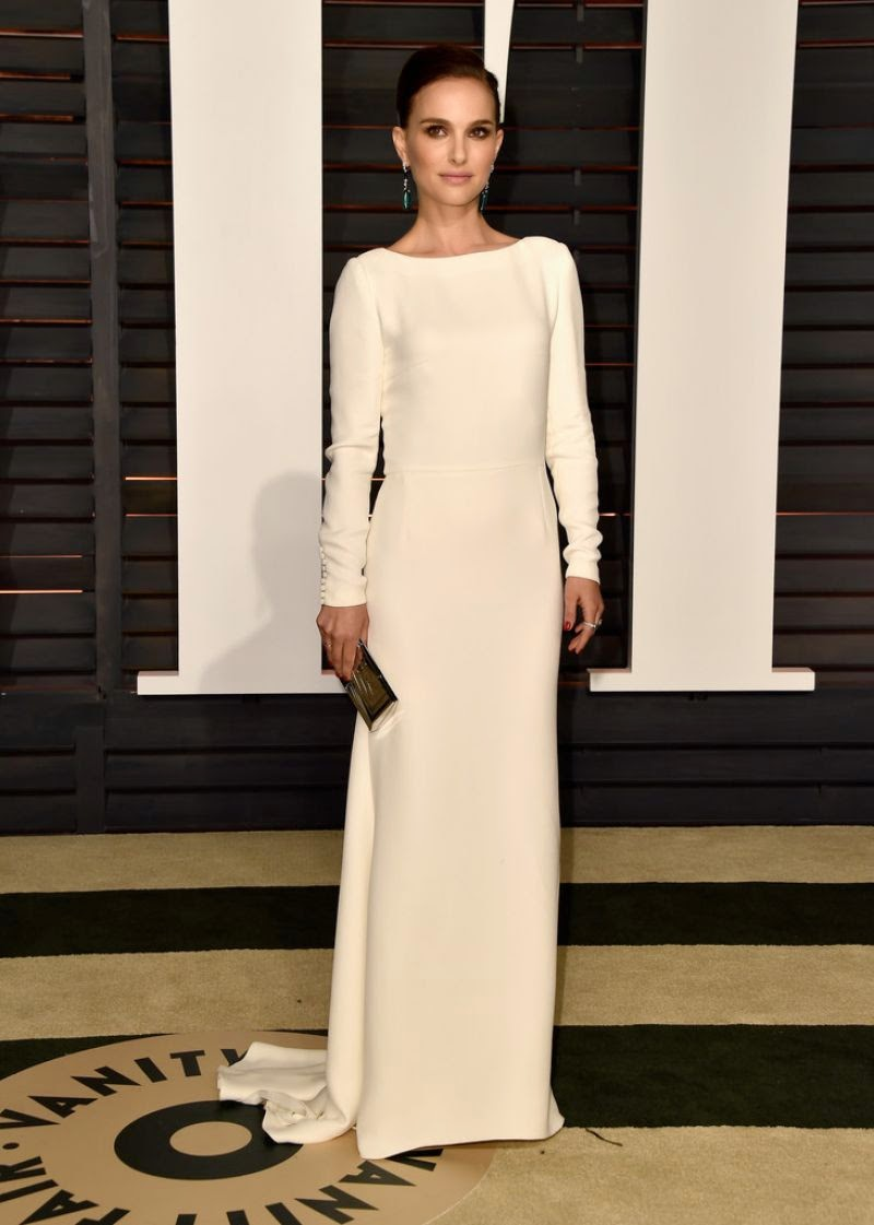 Natalie Portman – 2015 Vanity Fair Oscar Party in Hollywood