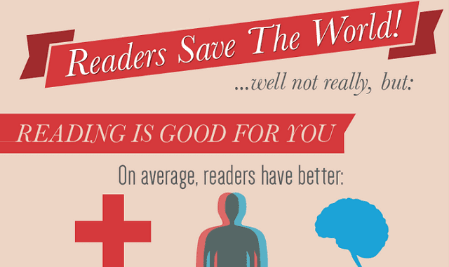 Image: Reading Is Good For You