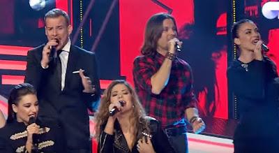 Mi música Es tu Voz | Gala Navidad OT 2017