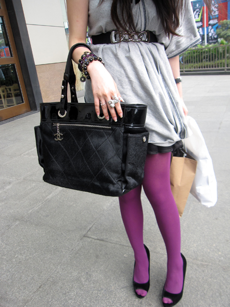 Wearing Tights With Open Toe Shoes Fashionmylegs The