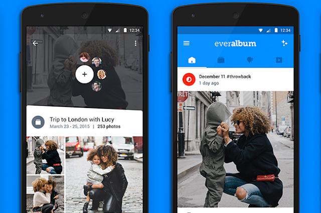 Everalbum - Melihat Semua Foto di Akun Media Sosial Dan Cloud Storage Dalam Satu Aplikasi