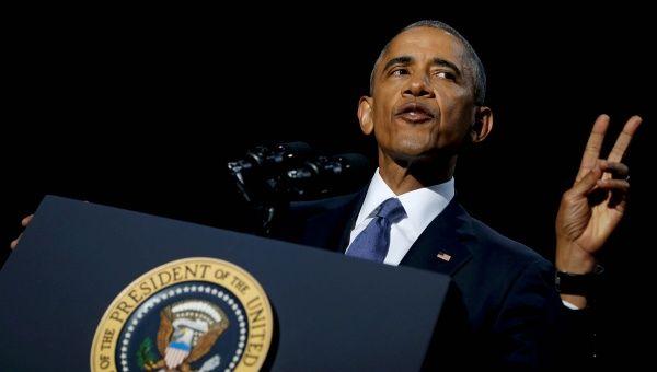 Barack Obama se despide con su tuit más popular en ocho años
