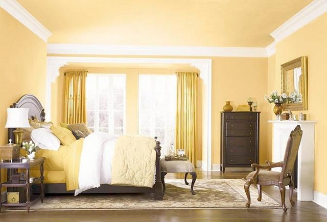 Mách bạn những mẹo nhỏ giúp tường nhà bền màu trong thiết kế nội thất