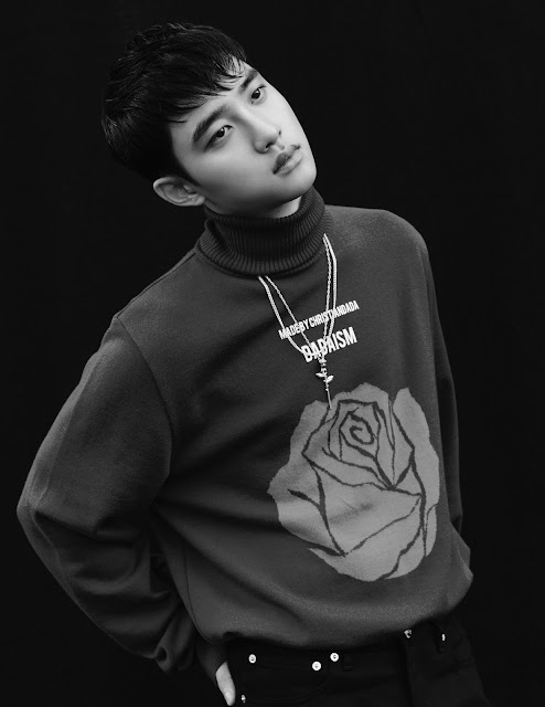"EXO telah Merilis Teaser D.O. Untuk ""Don't Mess Up My Tempo"""