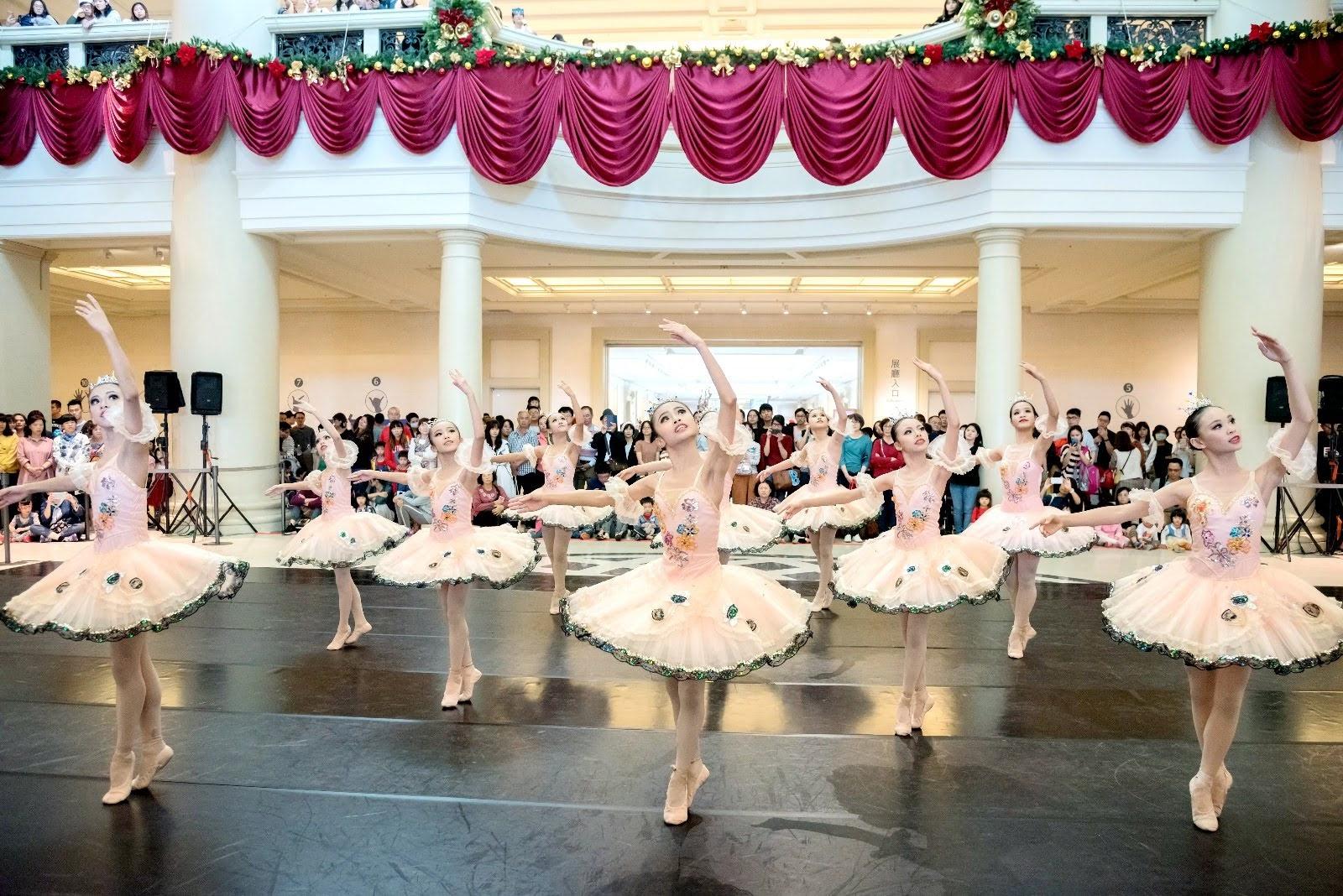 [活動] 超人氣!2019奇美博物館「聖誕週末-化裝舞會」 12/21、12/22最後回登場!