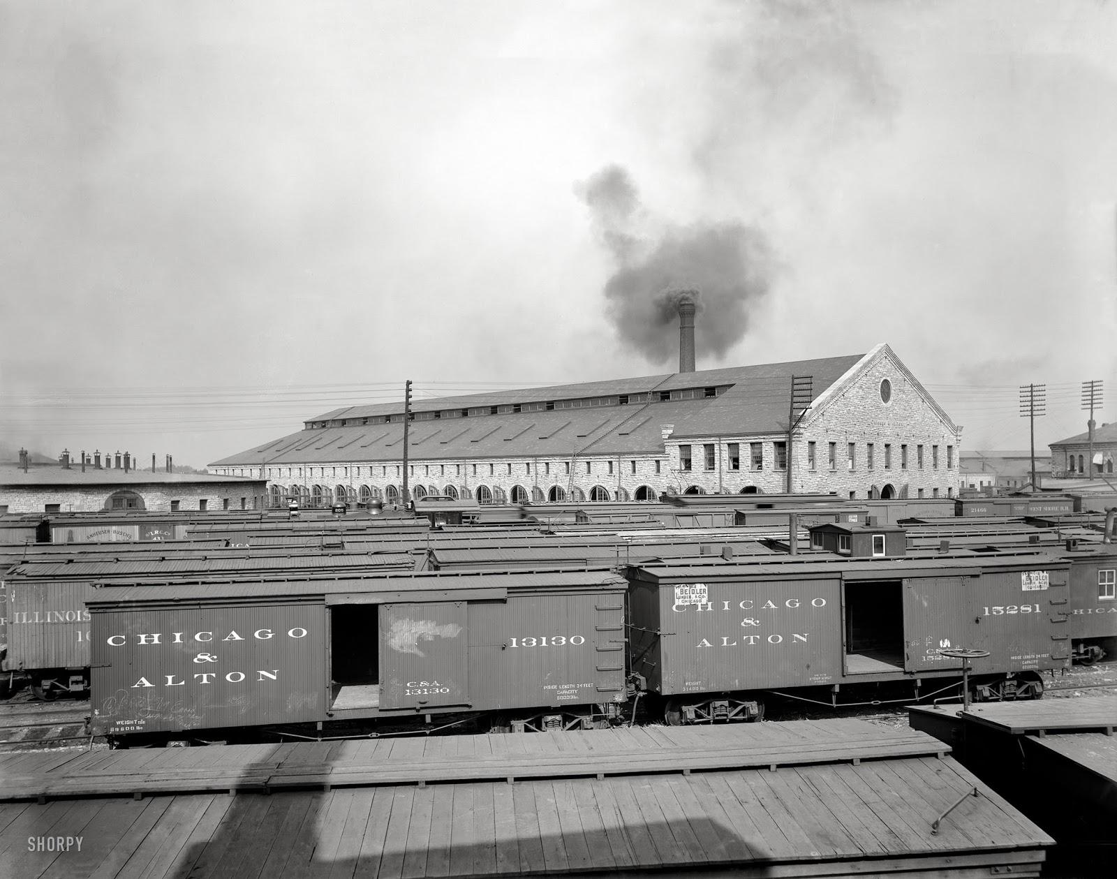 History Of Circa  Building In Rock Island