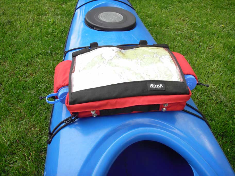 Sitka Kayak Deck Bag