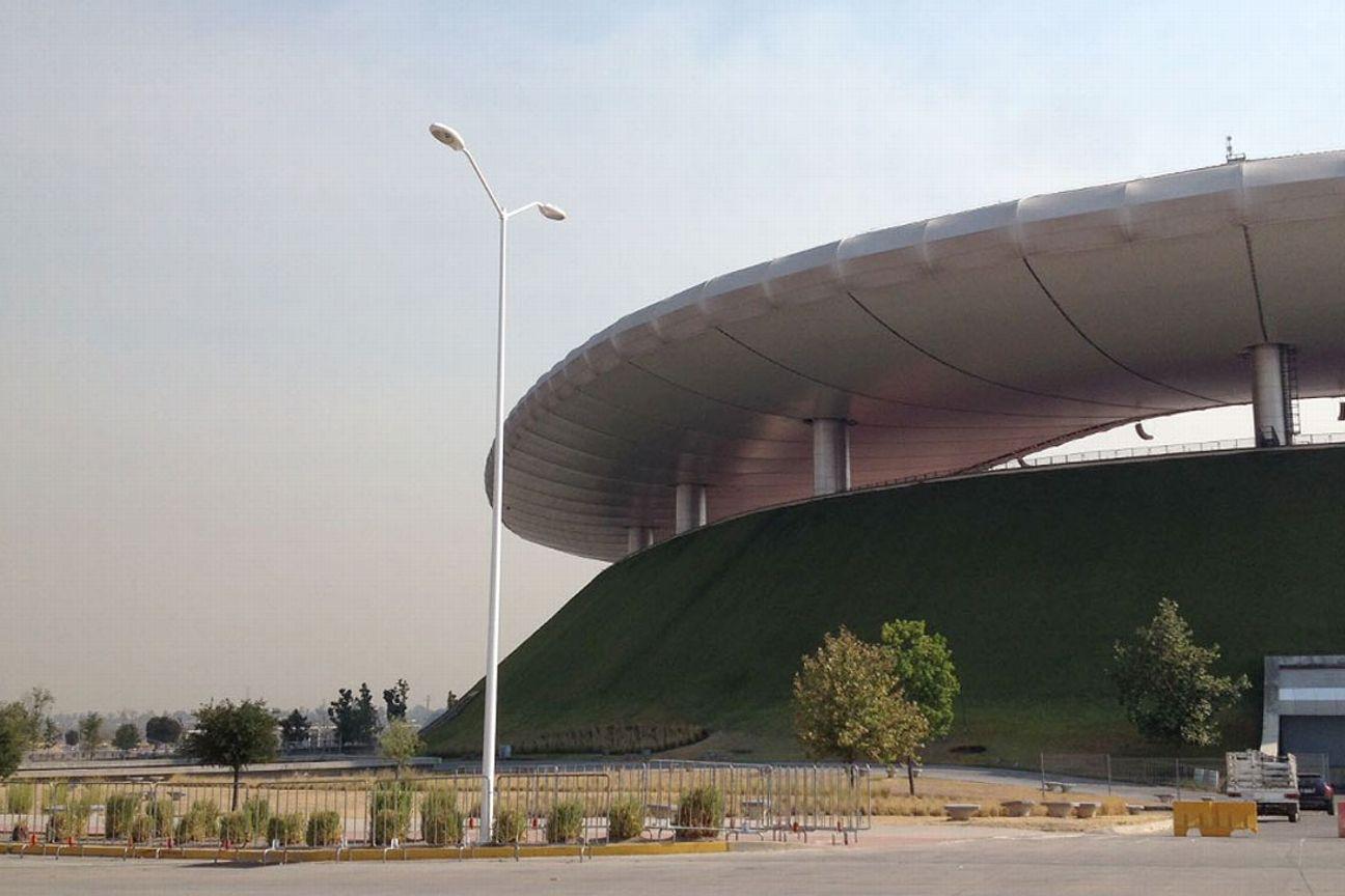 Estadio Chivas.