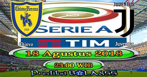 Prediksi Bola855 Chievo vs Juventus 18 Agustus 2018