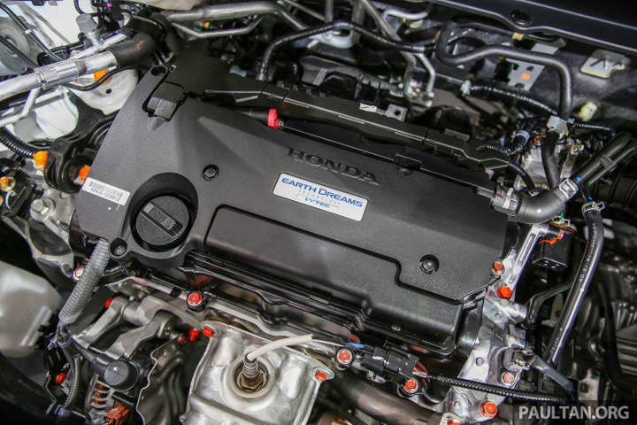 Honda CRV 2017 - Bahagian Dalaman/Enjin