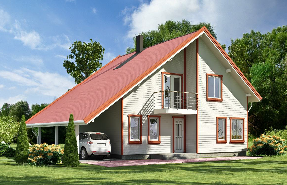 Tiny Home Designs: Timber Frame Houses