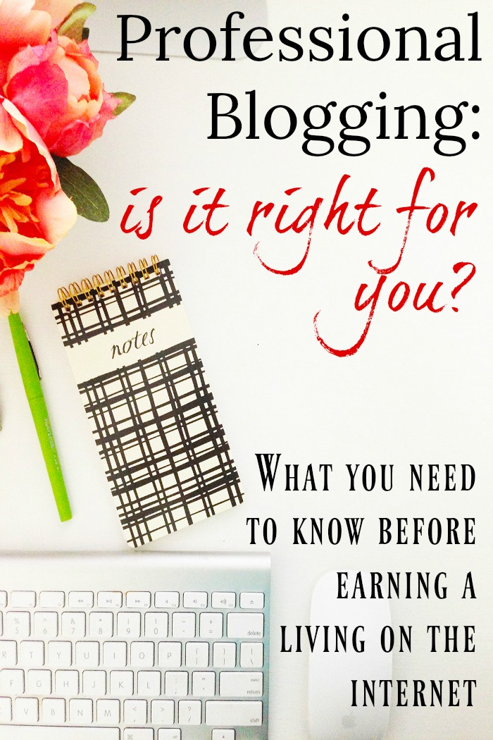 What you need to know before pursuing blogging as a career