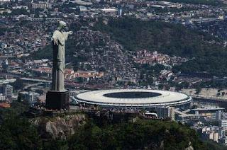 THE MARACANÃ, RIO DE JANEIRO