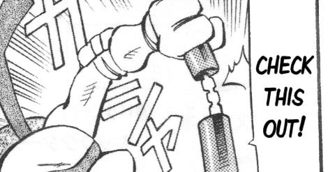 TMNT Entity: New manga translation: