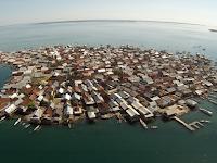 Pulau Bungin, Pulau Terpadat di Dunia