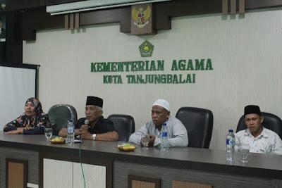 Plt Kakankemenag Tanjungbalai Buka AKSIOMA Jenjang MI