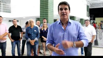 Resultado de imagem para DEPUTADO AGENOR NETO VISITA TERMINAL RODOVIÁRIO DE SOLONÓPOLE